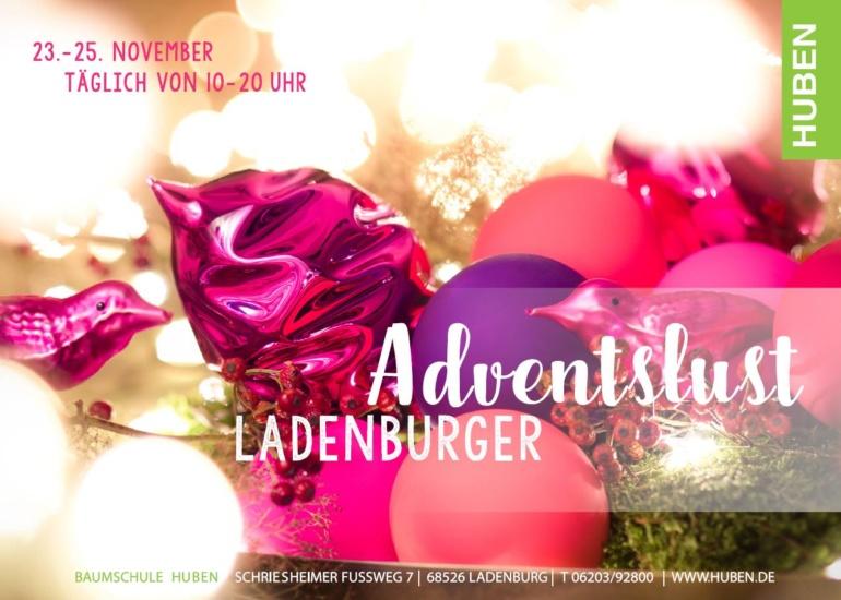 Kasbah Shop bei der LADENBURGER ADVENTSLUST 23.11. – 25.11.2017