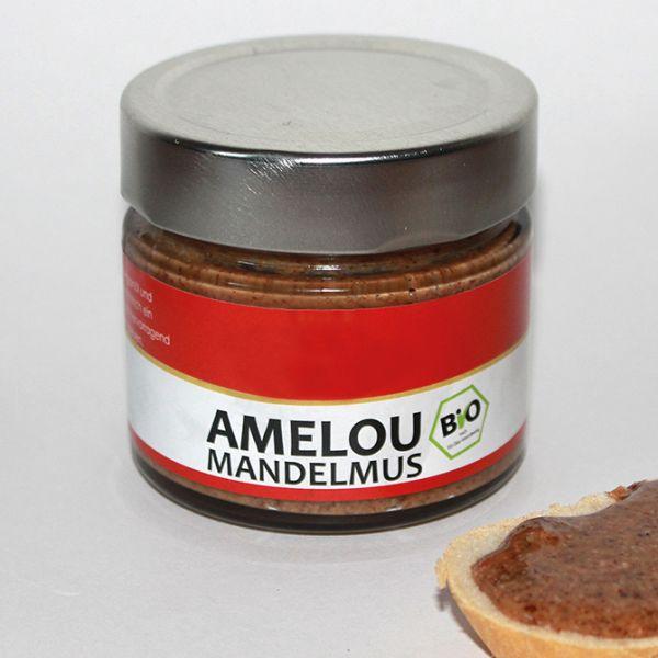 Bio Arganöl Mandelmus - Amelou